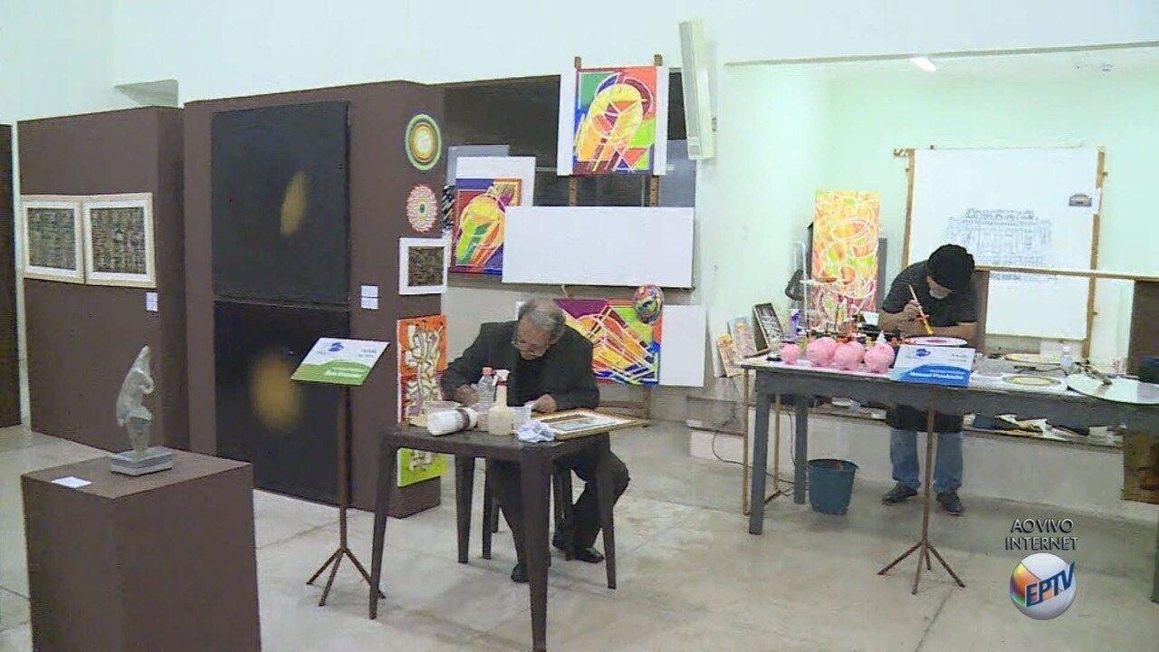 Semana de Portinari tem música, exposição e festival gastronômico em Brodowski