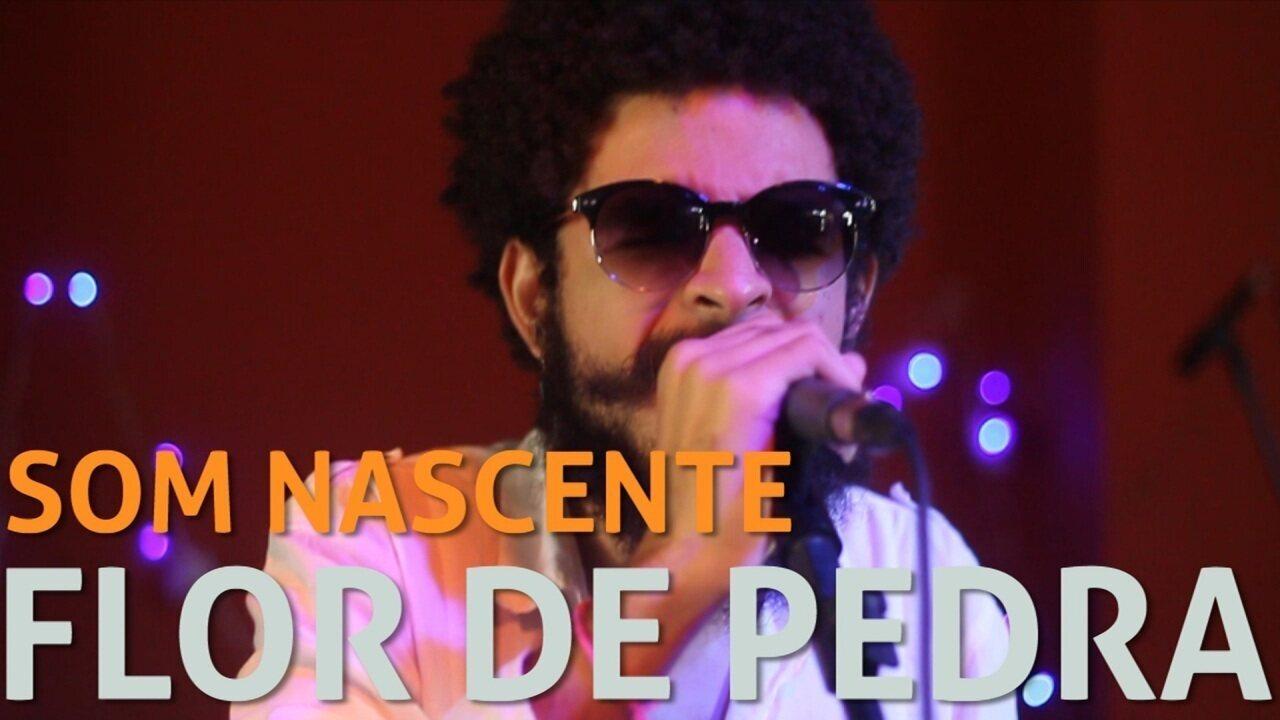 Banda Flor de Pedra apresenta 'caleidoscópio elétrico' no Som Nascente