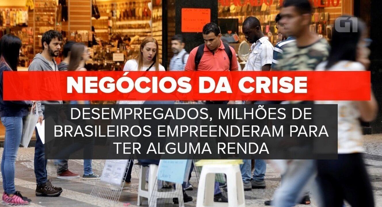 Série do G1 conta histórias de empreendedorismo na crise