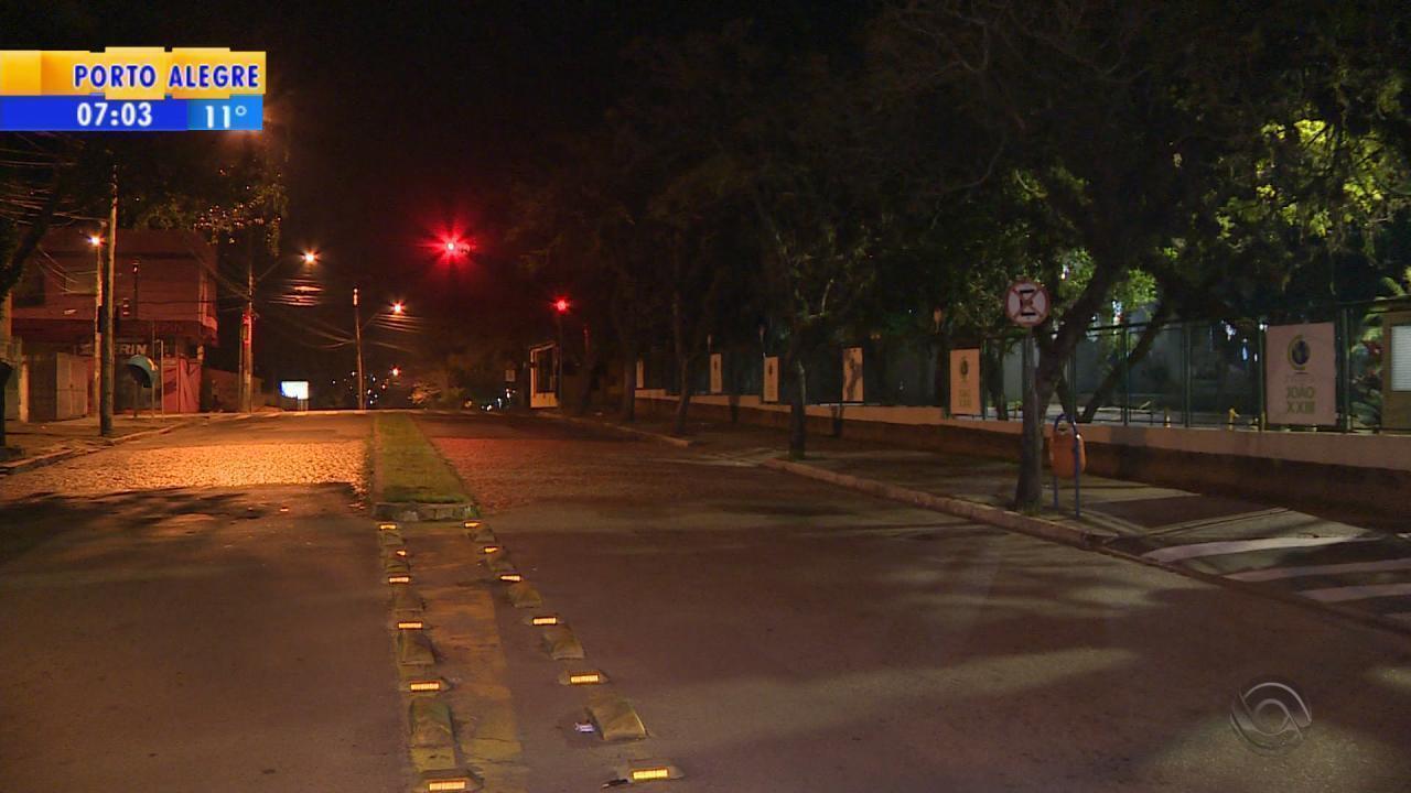 Policial federal aposentado é baleado durante assalto na Zona Sul de Porto Alegre
