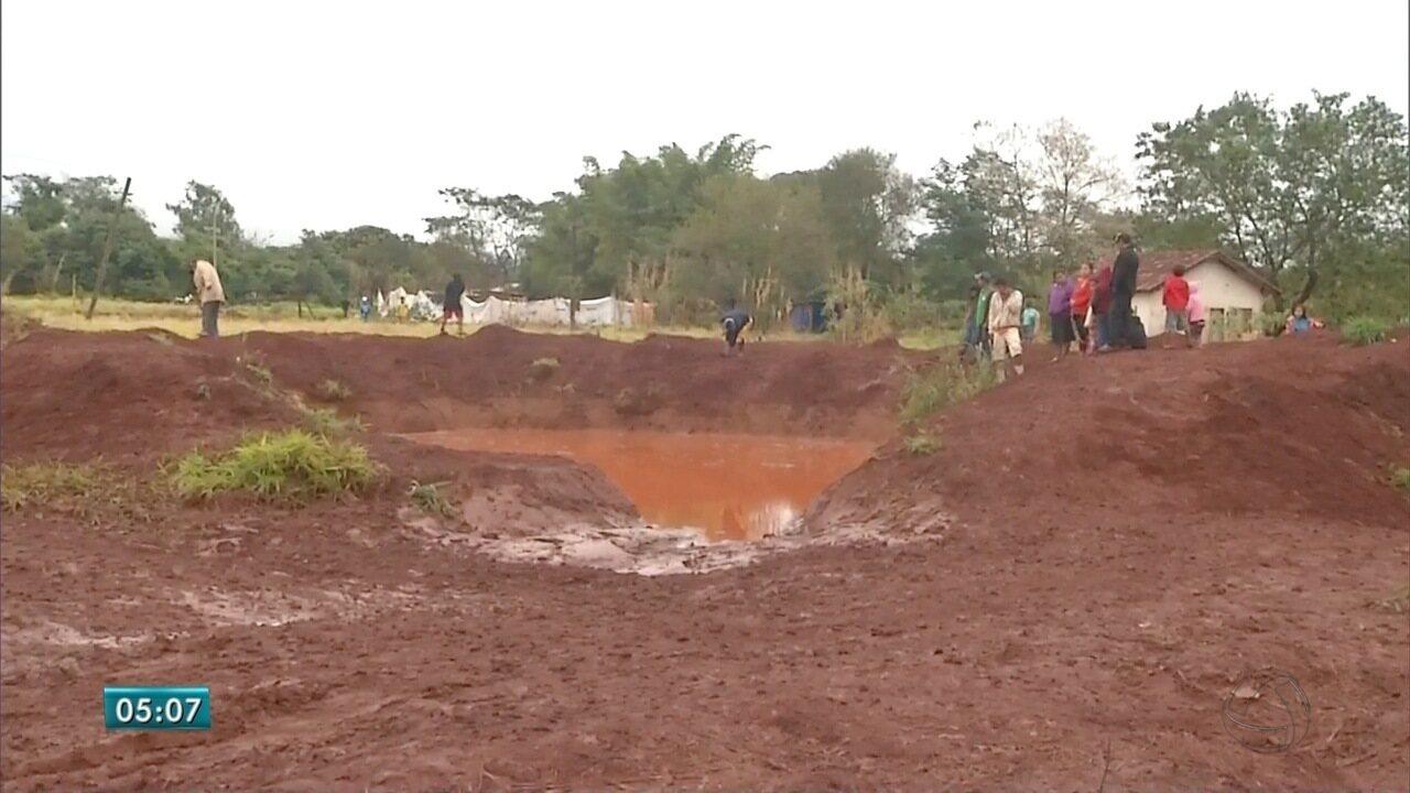 Criança indígena morre afogada em aldeia de Dourados, MS
