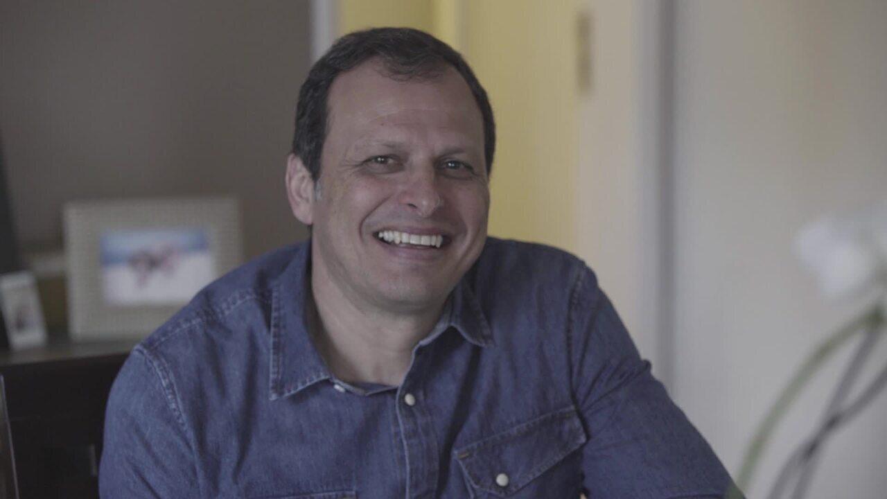 Carlos Eduardo Ferron é doador do Criança Esperança