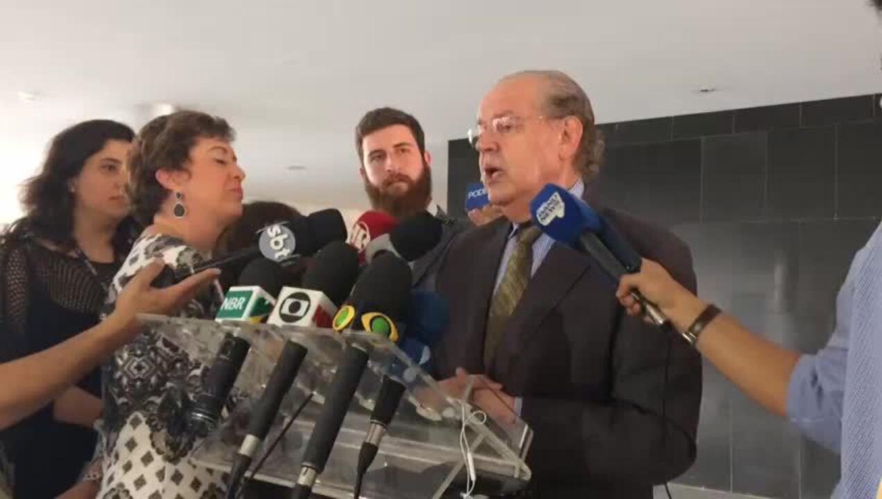Relator da reforma tributária deu entrevista após reunião com Temer