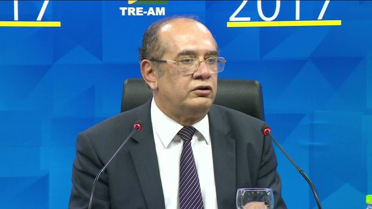 MPF quer que Gilmar Mendes seja impedido de julgar ações envolvendo Barata Filho