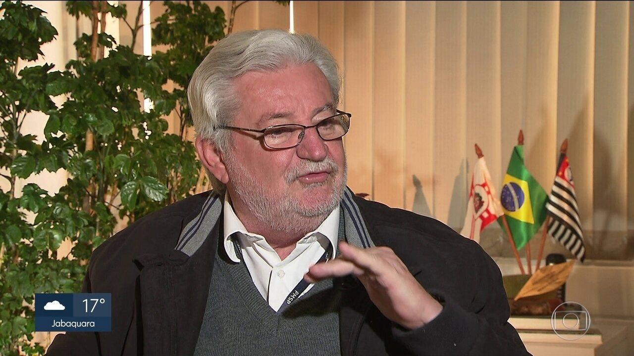 Secretário Municipal do Verde será o próximo a deixar o primeiro escalão da prefeitura