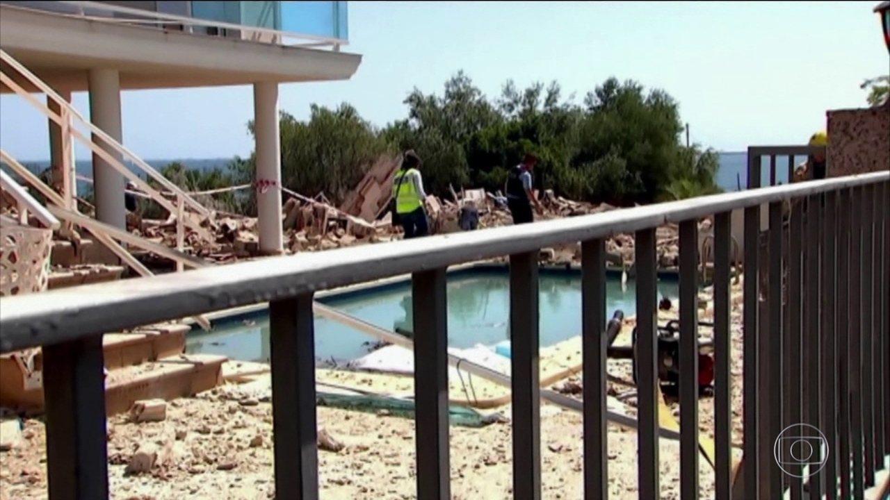 Cinco alegados terroristas abatidos em Espanha, a sul de Barcelona
