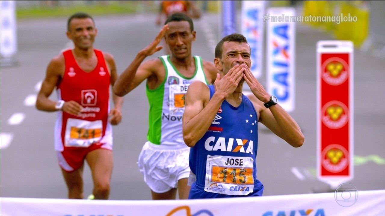 Pernambucano conquista o primeiro lugar na Meia Maratona do Rio de Janeiro