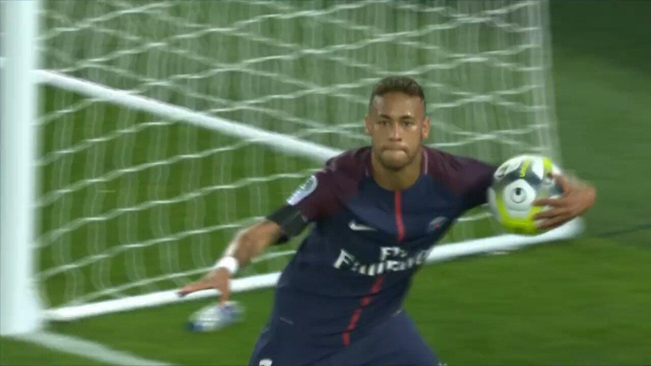 Confira o show de Neymar em vitória do PSG sobre o Toulouse