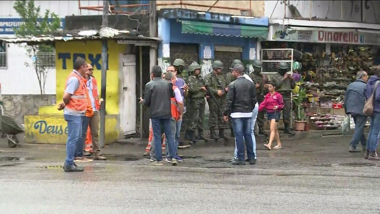 Mais de 22 mil alunos estão sem aulas em comunidades do Rio em dia de megaoperação