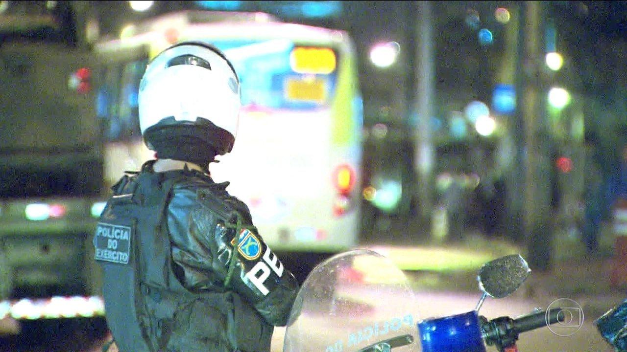 Pela terceira vez, vazam informações de ação policial no Rio