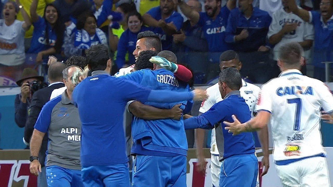 Qual lado azul irá à final — Copa do Brasil