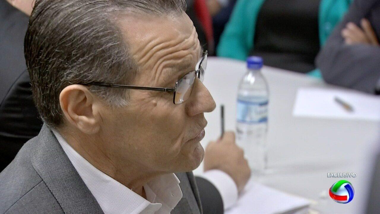 Ex-governador diz que propinas foram pagas a políticos, conselheiros e empresários