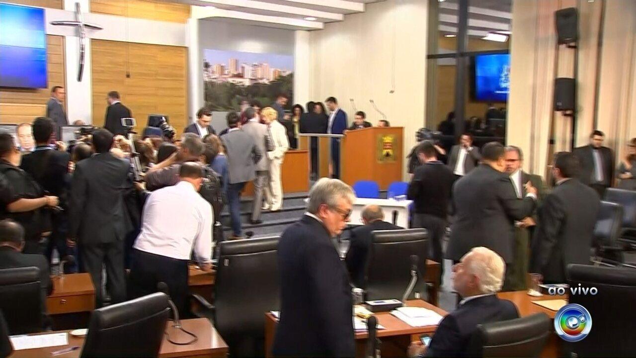 José Crespo tem mandato cassado pela Câmara Municipal de Sorocaba