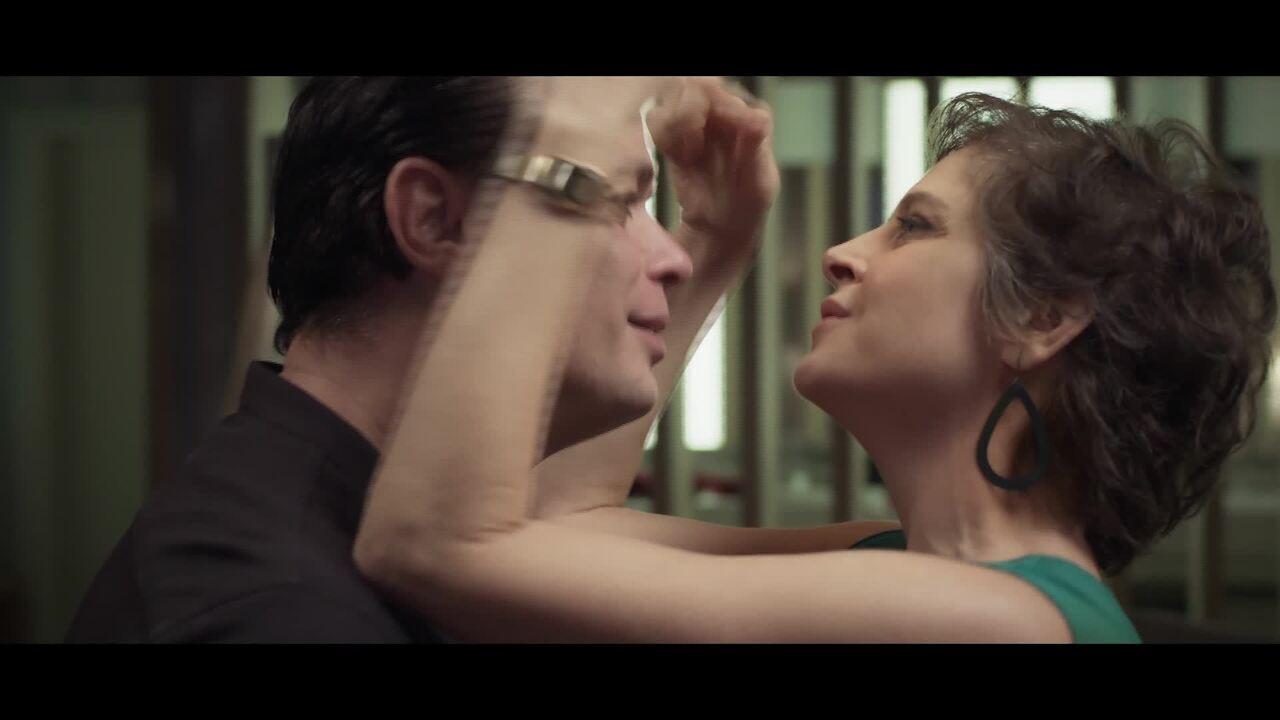 'A Fórmula': veja os bastidores da gravação da cena do beijo de Angélica e Ricardo
