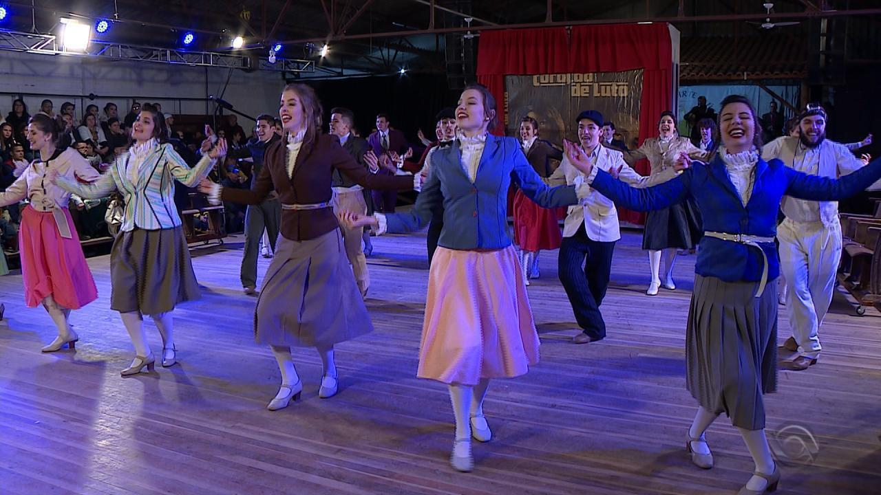 Assista coreografias do CTG Porteira da Querências e do CTG Reminiscência (bloco 2)