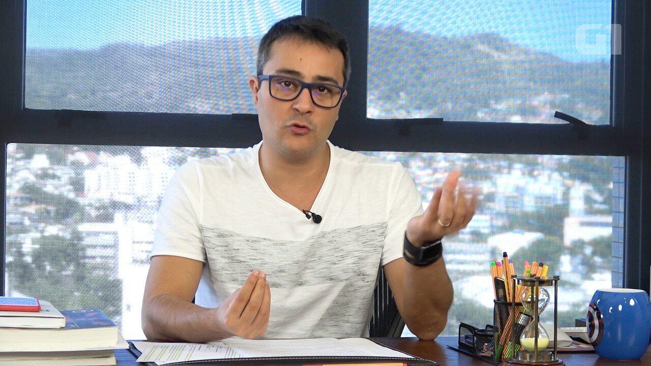 Professor de biologia Paulo Jubilut fala sobre seu sucesso com aulas na internet