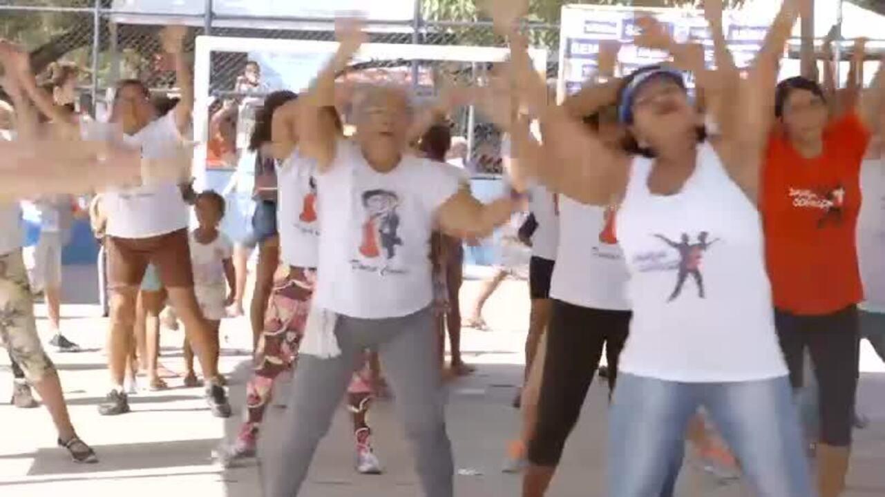 Praça da Integração, no Parque Piauí, recebe a 4º edição do 'Teresina em Ação'