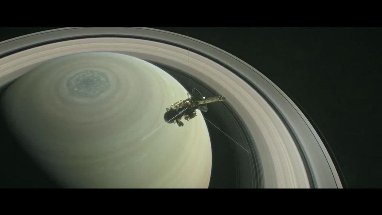 Sonda Cassini revela que anéis de Saturno seriam mais recentes do que imaginado