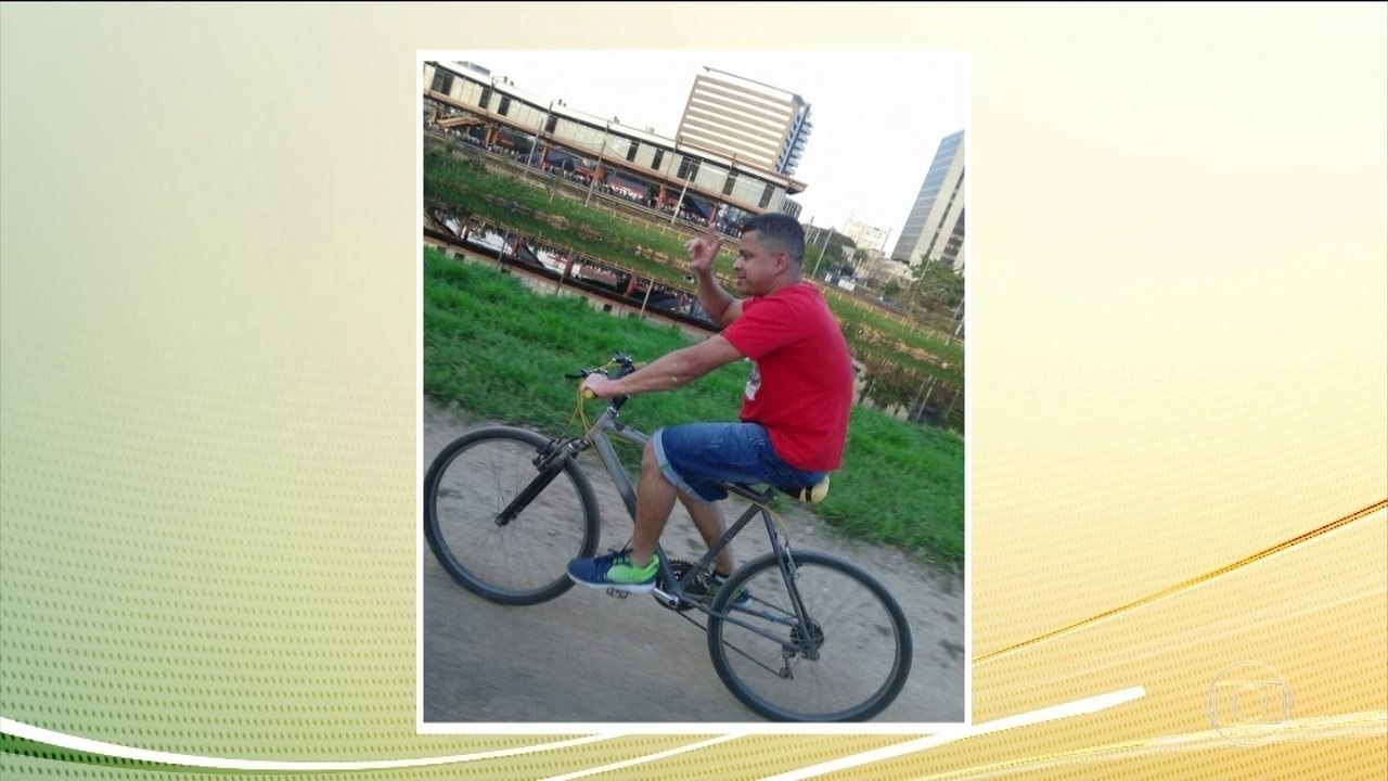 Motorista atropela e mata ciclista na Grande SP