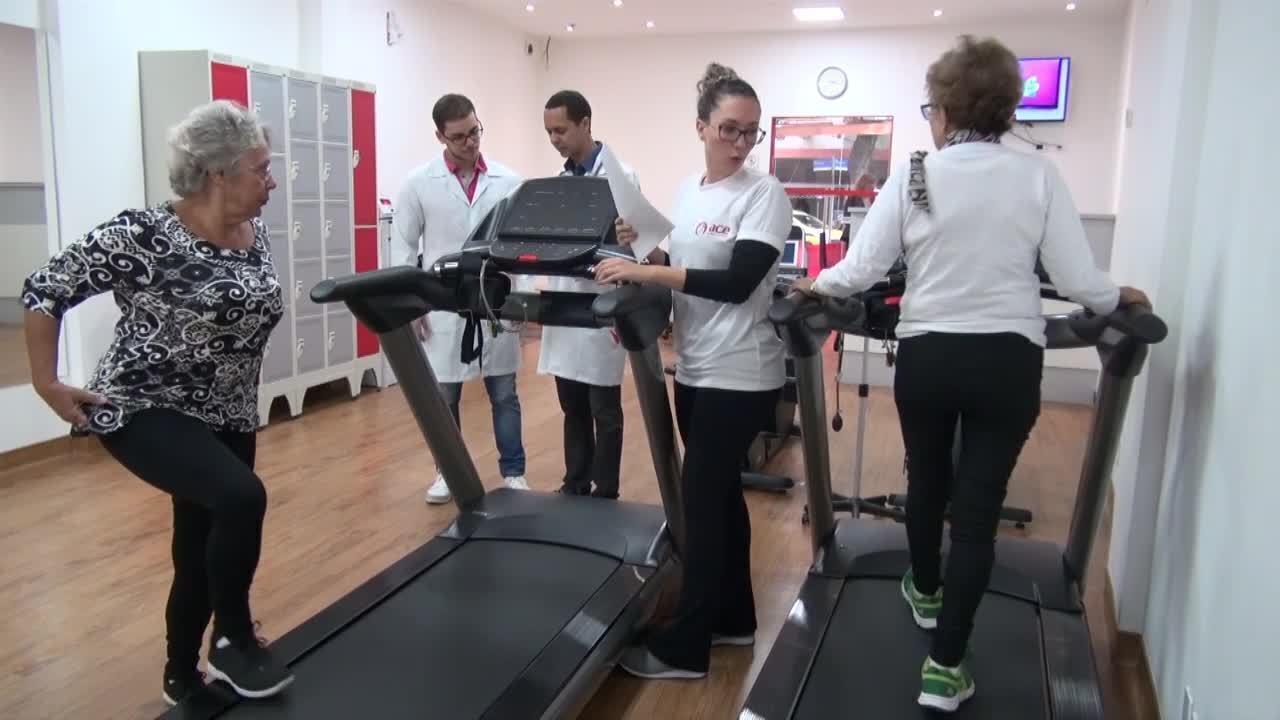 Reabilitação cardíaca garante qualidade de vida através de exercícios monitorados