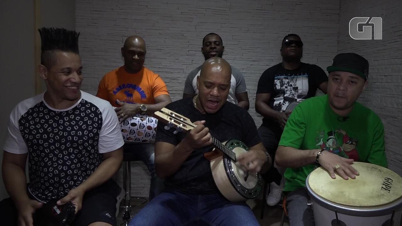 Grupo Molejo convida Lady Gaga para pagode na Zona Norte do Rio