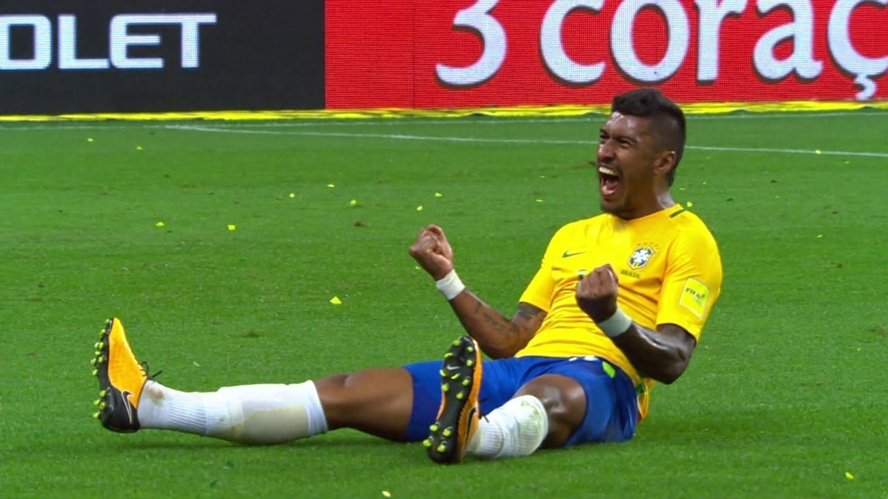 Os gols de Brasil 2 x 0 Equador pela 15ª rodada das Eliminatórias da Copa - América do Sul