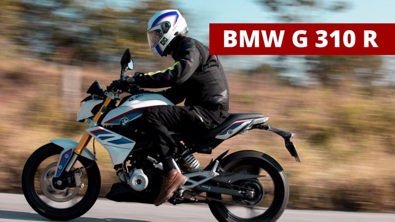 BMW G 310 R: moto de baixa cilindrada mantém o nível da marca?