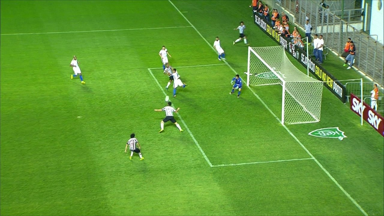 Melhores momentos: Atlético-MG 1 x 0 Paraná pela Semifinal da Primeira Liga