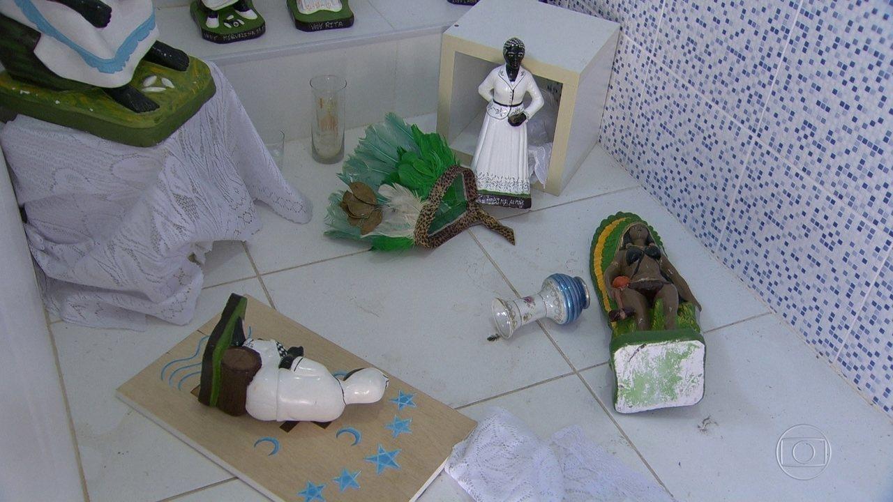 Nova Iguaçu registra 6 casos de intolerância religiosa em uma semana