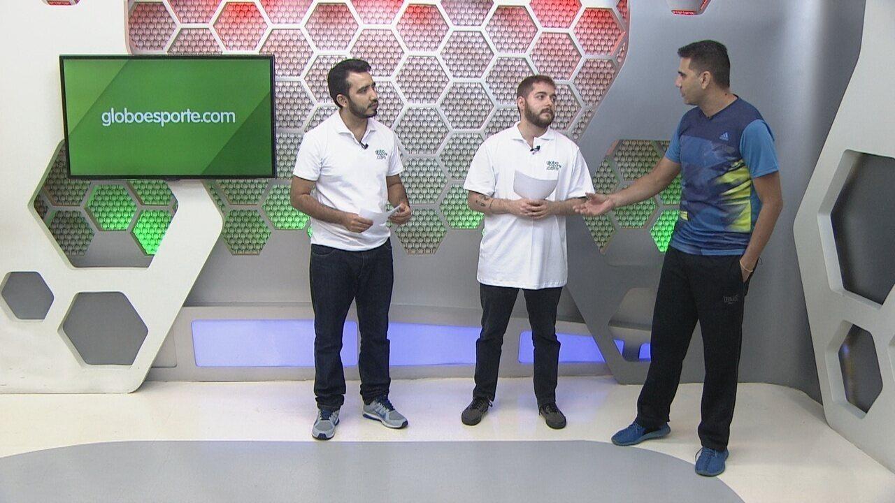 Arena GE #13: Treino da Seleção em Manaus e futebol amazonense são destaques