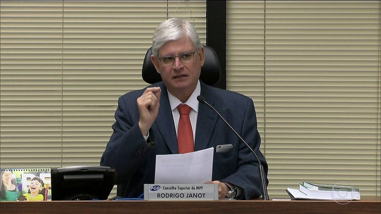 Janot cita 'conteúdo gravíssimo' e vai investigar delação da JBS