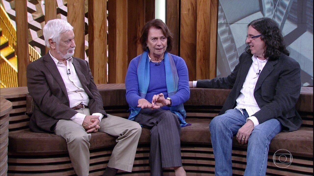 Ana Maria Machado fala sobre ensinamento que recebeu do pai