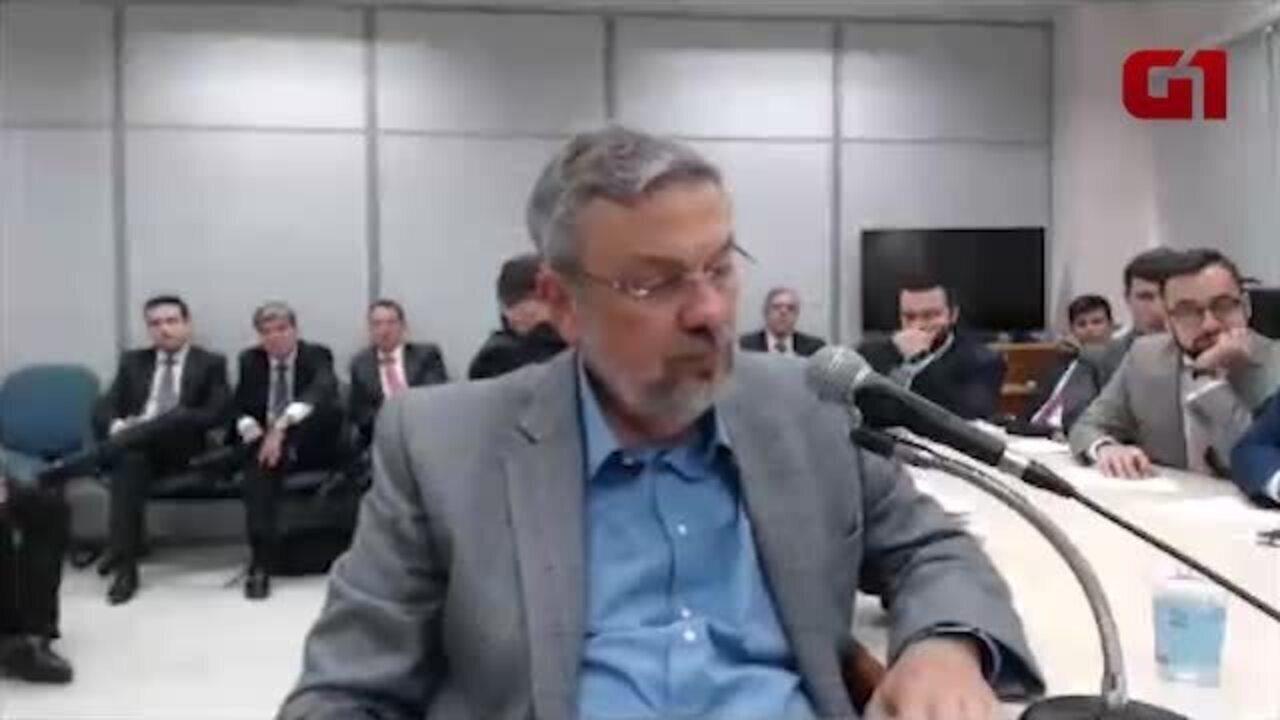Palocci diz que o Instituto Lula é uma parte do esquema de corrupção entre Odebrecht e PT