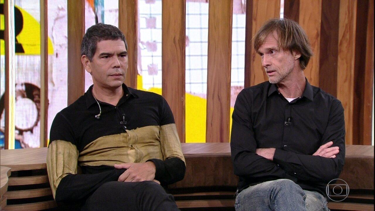 Dado Villa-Lobos e Marcelo Bonfá contam como se despediram de Renato Russo