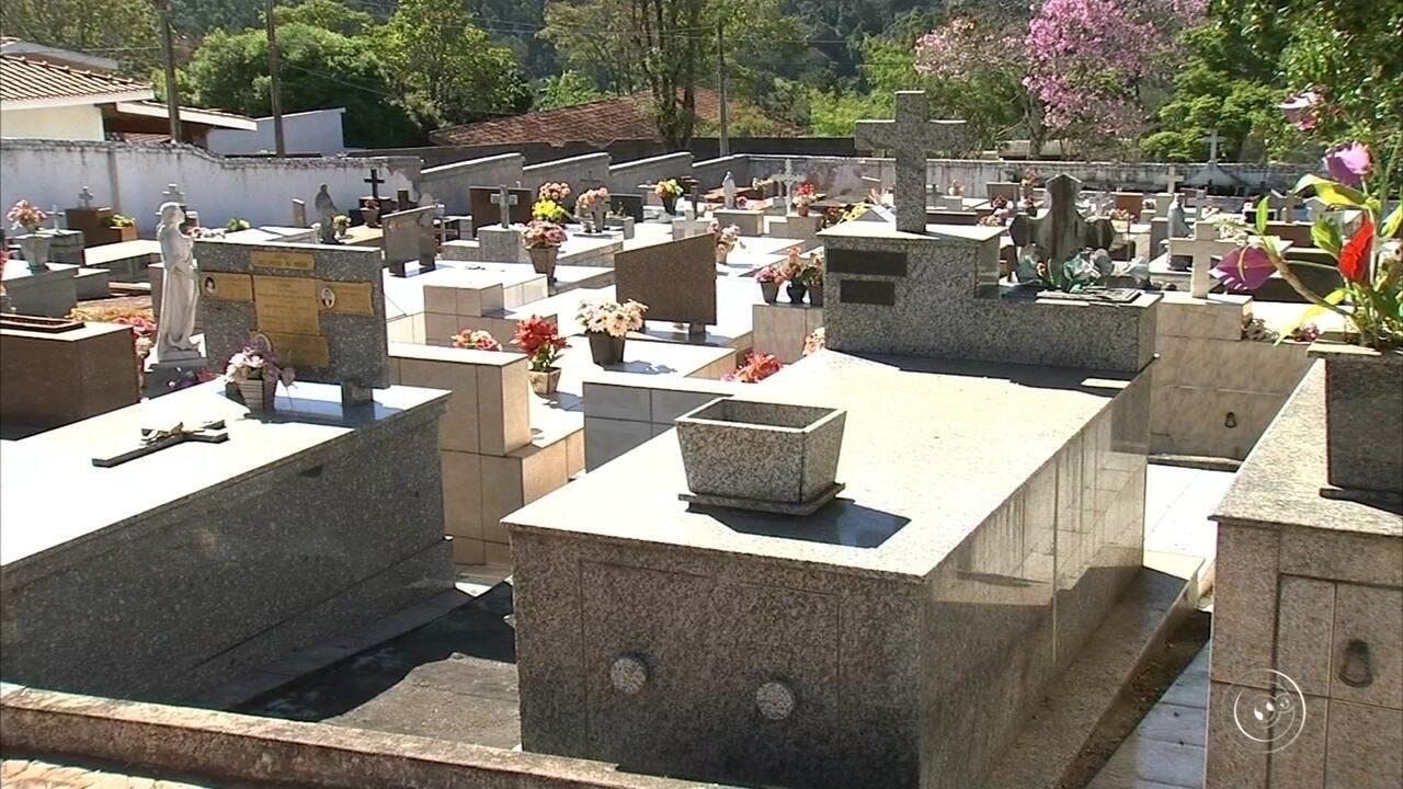 Prefeitura de Jarinu registra boletim de ocorrência por conta de furtos em cemitério