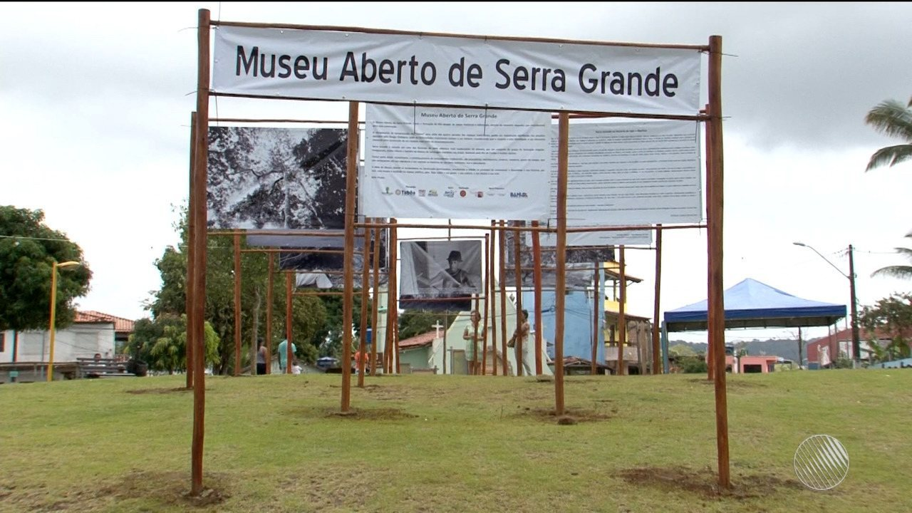 Museu a céu aberto é inaugurado no interior do estado