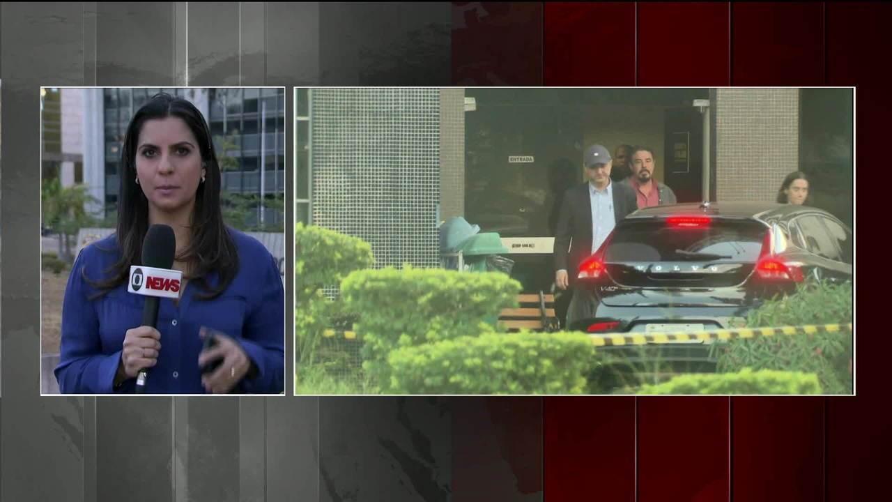 Ministro Luiz Edson Fachin determina prisão de Joesley Batista e Ricardo Saud