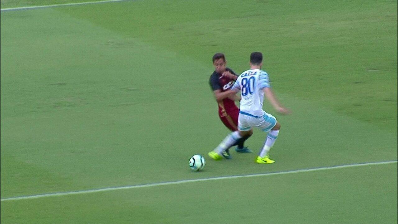Melhores momentos: Sport 0 x 1 Avaí pela 23ª rodada do Brasileirão 2017