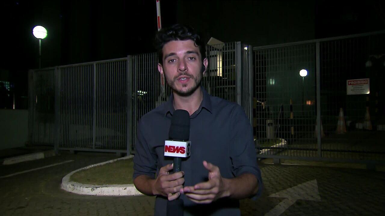 Joesley Batista e Ricardo Saud já estão na carceragem da PF em São Paulo