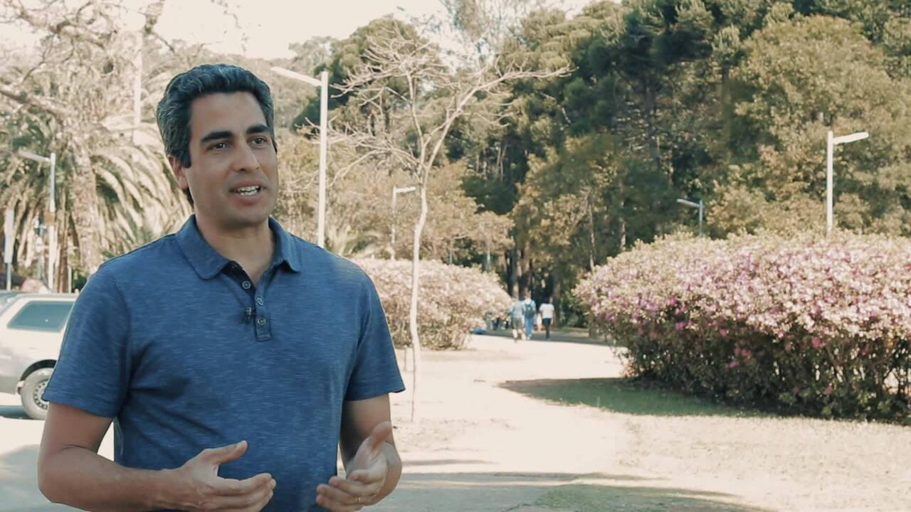 Ricardo Cardim, botânico