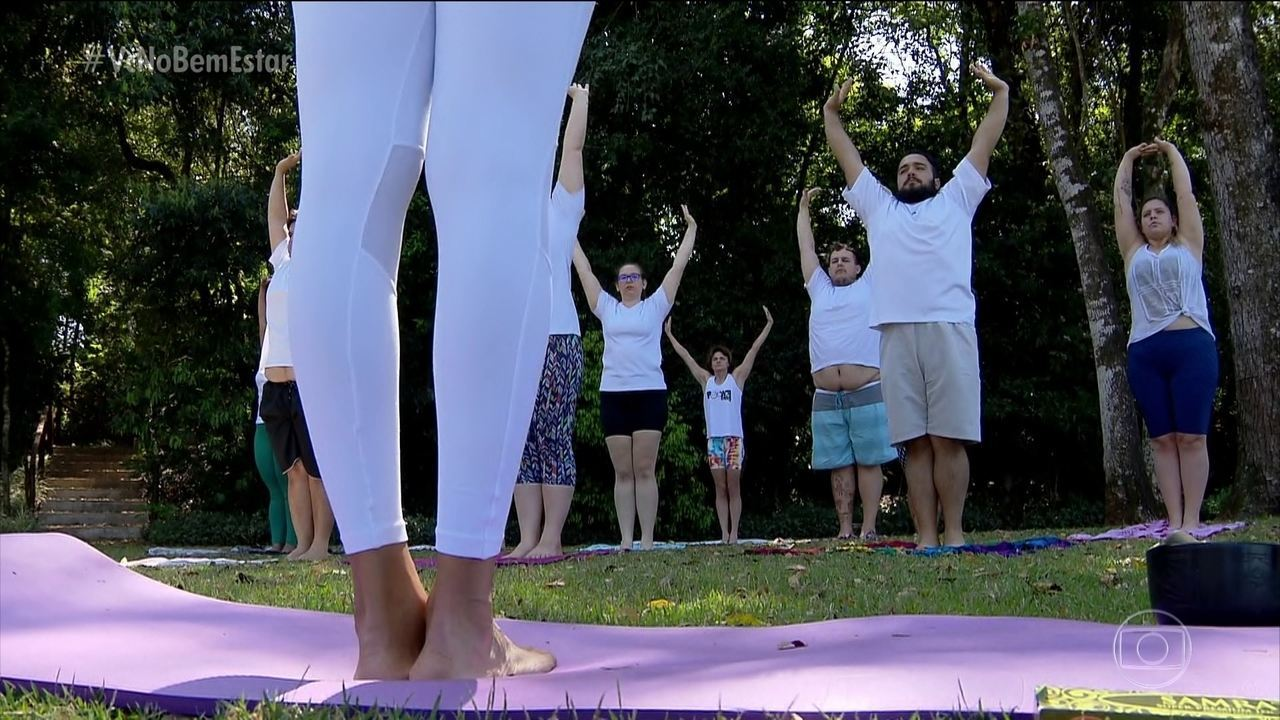 Atividades físicas ajudam a manter o equilíbrio físico