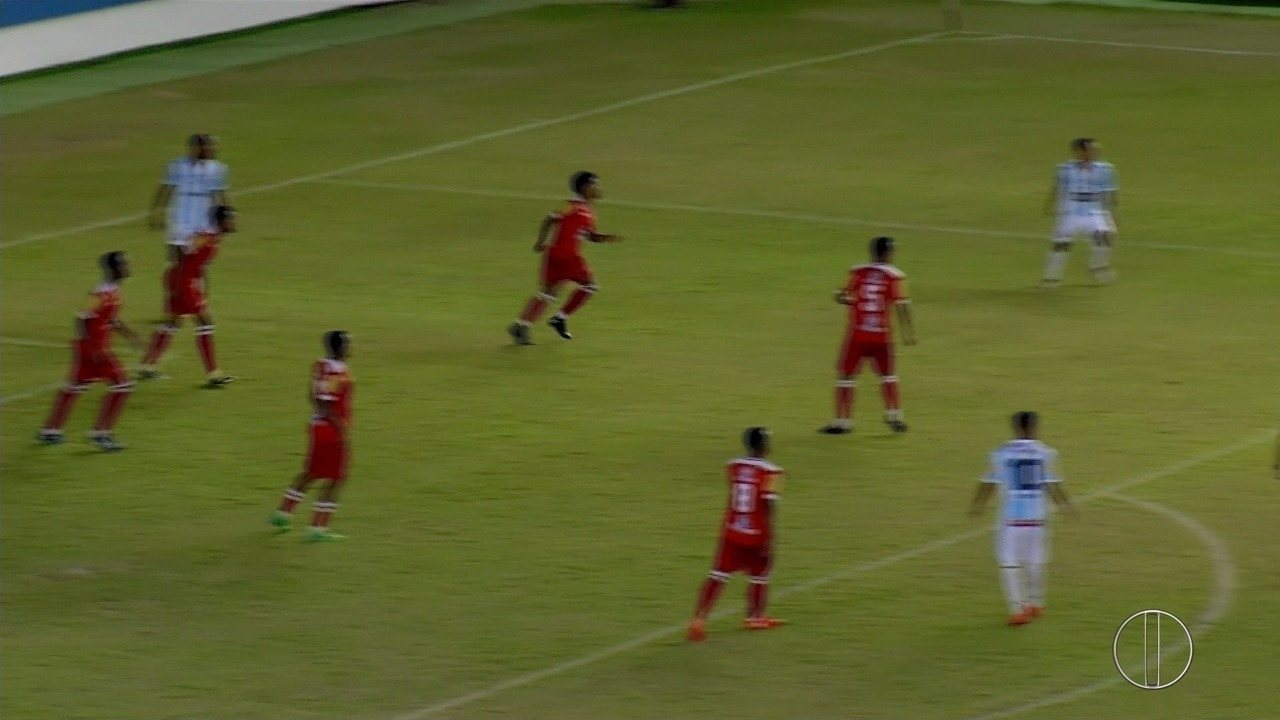 O Macaé empatou por 0 a 0 com a Tombense pela última rodada da Série C e foi rebaixado à Quarta Divisão