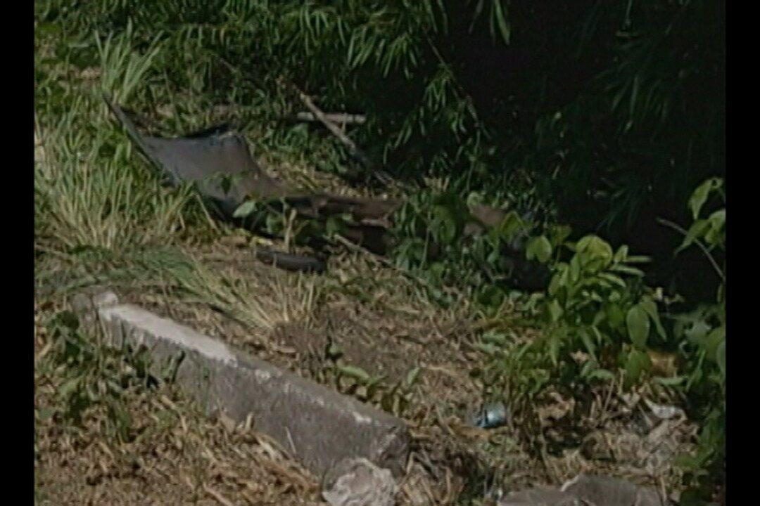 Acidente entre duas motos e uma van deixa um morto na PA-320