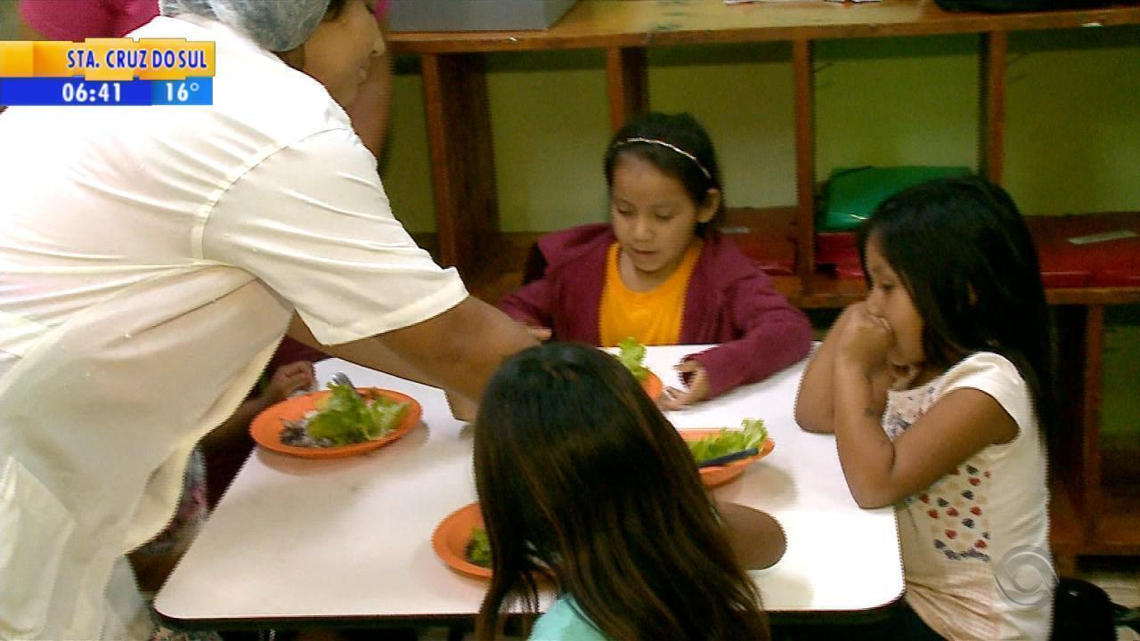 Projeto visa resgatar a cultura alimentar indígena no RS