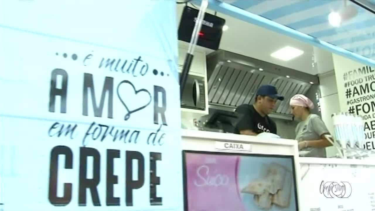 Festival de food truck arrecada alimentos para doação em Araguaína