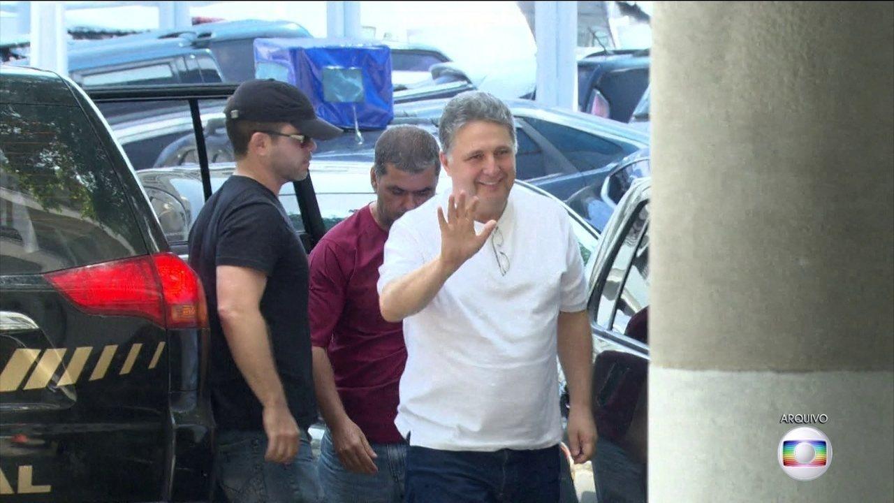Polícia Federal prende o ex-governador do RJ Anthony Garotinho, do PR