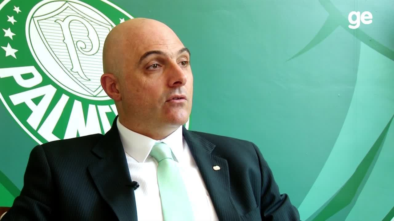 Presidente do Palmeiras diz que renovação de Prass está bem encaminhada