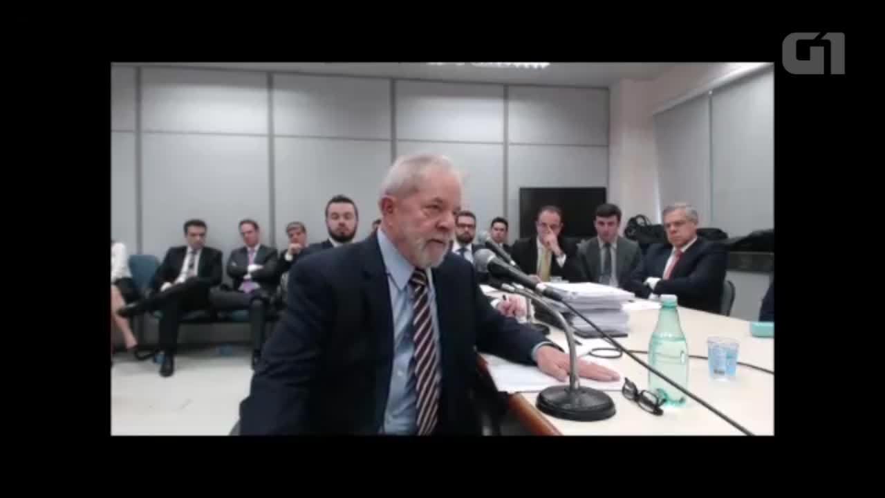 Lula diz em depoimento que Palocci, se não fosse médico, seria simulador