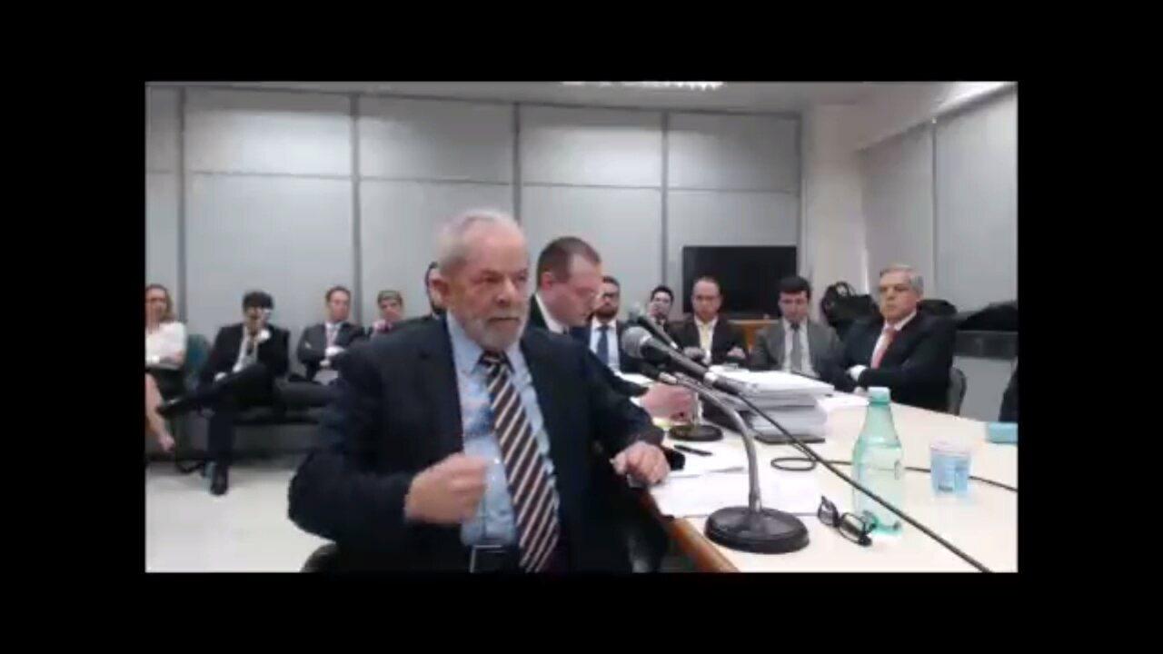 Lula diz que mantém amizade antiga com o ex-ministro Antônio Palocci