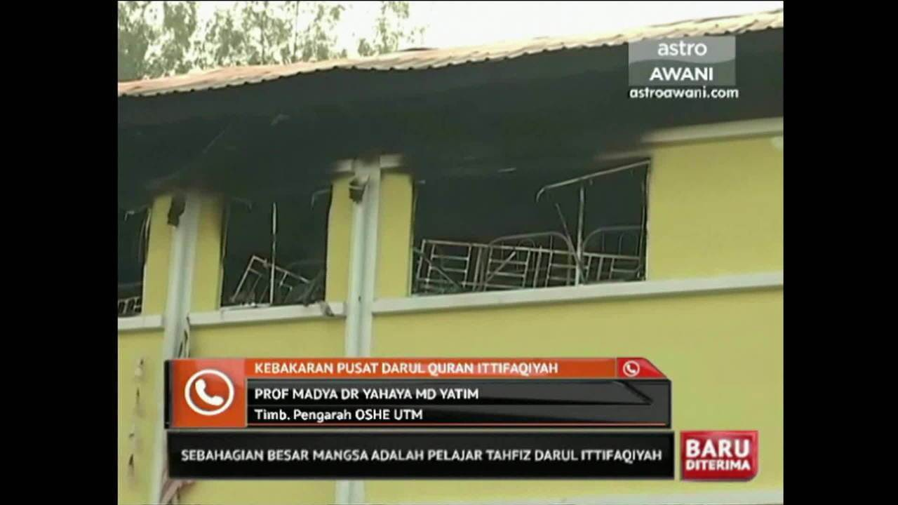 Incêndio mata 23 estudantes e dois inspetores em escola islâmica na Malásia